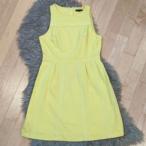 J.CREW - Yellow Casual Dress